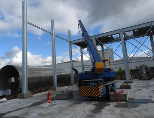 Structure silos 1