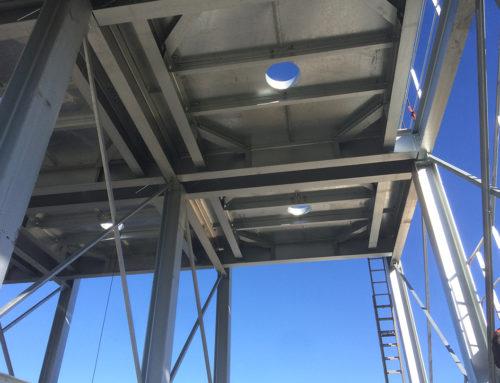 Structure silos 3
