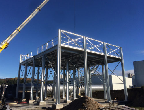 Structure silos 4