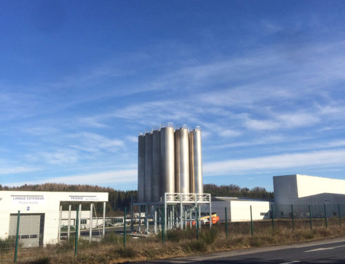 Structure silos 5